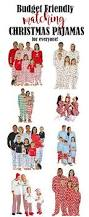 matching christmas pajamas for entire family thirty eighth