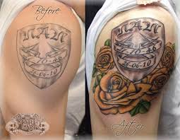 25 powerful shield tattoo designs