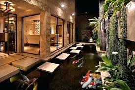 asian style house plans asian inspired house design a modern pond in beach house south asian