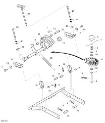 jd x730 w60hc deck deck adjustment mytractorforum com the