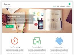 top 12 free responsive portfolio wordpress themes the garage