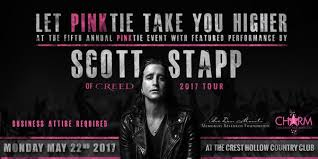 Scott Stapp Meme - 5th annual pinktie org charity event tickets mon may 22 2017 at 6