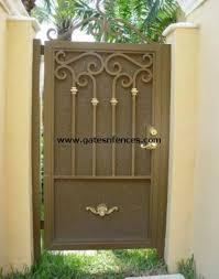 ornamental metal gates home residential ornamental swing gates for