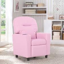 goplus kids sofa recliner armrest couch children living room