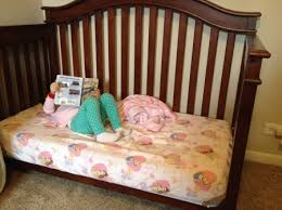 Crib To Bed Transition From Crib To Bed Has Begun We