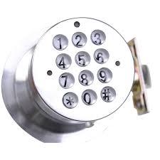 bedroom door knobs keypad door knob 10 convenient ways to unlock
