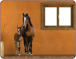 deco chambre cheval sticker chevaux achetez ce sticker chevaux pour votre décoration