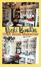 Jennifer Mcguire Craft Room - vicki boutin