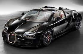 modified bugatti bugatti introduced the latest veyron grand sport vitesse black