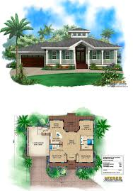 Floor Plan With Roof Plan Small Old Florida Cracker Style House Plan With Metal Roof Wrap