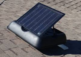 dallas attic ventilation solar powered attic fans wind turbines