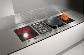 Kitchenaid Induction Cooktops Kitchen The Most Attractive Hybrid Gas Induction Cooktop With