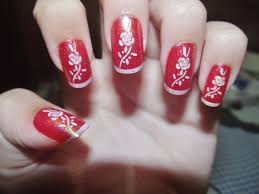 red nail designs and nail art nail designs for you