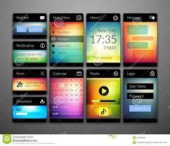 mobile home page design home design