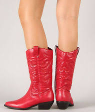 womens cowboy boots size 9 1 2 s cowboy boots ebay