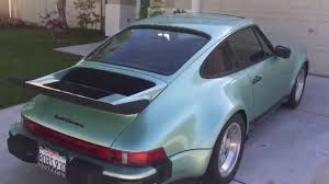 porsche 930 turbo 1976 1977 porsche 930 turbo youtube