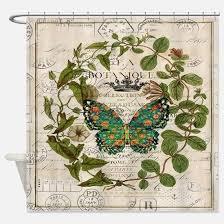Botanical Shower Curtains Botanical Shower Curtains Cafepress