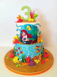 the mermaid cake cake i did for a friend s girl who the mermaid