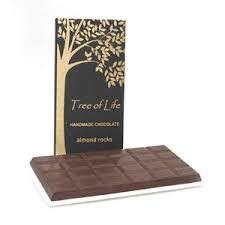 Where To Buy Chocolate Rocks Tree Of Life Chocolate Almond Rocks 120 Gm Buy Online At Best