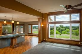Country Style Open Floor Plans Country Style Remodels Allan Custom Homes Cedar Rapids Iowa