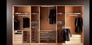 Bedroom Astonishing Black And Striped Wood Walling Combination - Built in wardrobe designs for bedroom