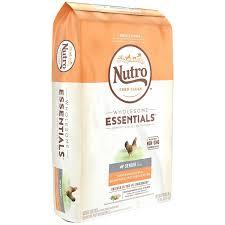 amazon com nutro wholesome essentials senior farm raised chicken
