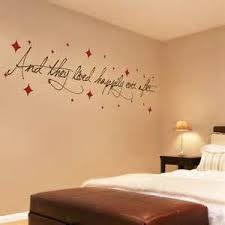 bedroom wall quotes superb wall sticker quotes for bedrooms 5 bedroom wall quote