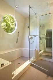 dazzling hansgrohe shower in bathroom contemporary with beige