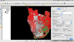 qgis viewshed tutorial how i built it model input variable explorer for visualizenomalaria