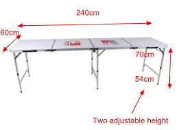 how long is a beer pong table wonderful beer pong table dimensions gallery in study room