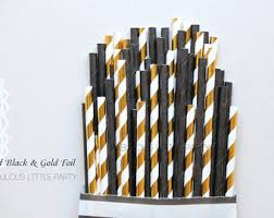 Black And Gold New Year Decorations by New Years Eve Party Etsy