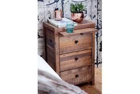 5ft Bed Frame 5ft Bedframe 2 Bedside Tables Reclaimed Wood Absolute Home