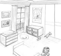 dessin chambre dessiner une chambre en 3d idées incroyables dessin 3d chambre avec