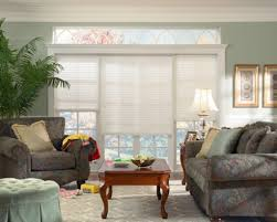 window treatments for living room and dining room simple design