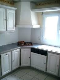 comment repeindre meuble de cuisine meuble de cuisine en chene massif gallery of meuble cuisine en chene