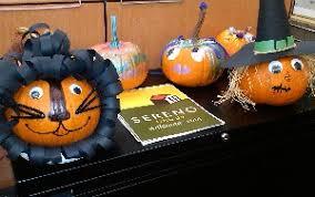 Decorated Pumpkins Contest Winners 26 Perfect Office Pumpkin Decorating Contest Yvotube Com