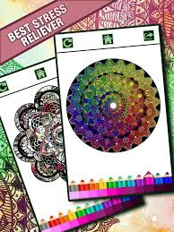 coloring book adults free colorwolf android