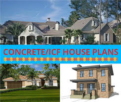 Insulated Concrete Forms Home Plans by Icf House Plans Escortsea