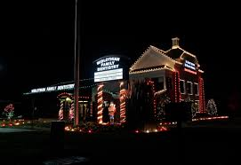 unique commercial holiday lighting in richmond inaray design group