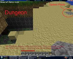 dungeon si e minecraft exposed dungeon by rebecca1208 on deviantart