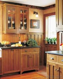 Mission Style Kitchens Designs And Photos - Style of kitchen cabinets