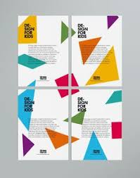 tangram used as a tool for approaching the basics of graphic