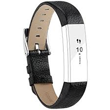 fitbit alta fitness wrist band for fitbit alta strap leather alta hr band adjustable replacement