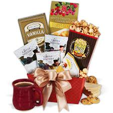 basket gifts coffee gift basket