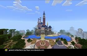 Mpce Maps Disneypark A Disneyland Map Mcpe Maps Minecraft Pocket