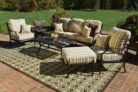 top cast aluminum patio furniture u2014 the homy design how to take