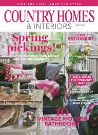 country homes and interiors country homes interiors magazine march 2018 subscriptions
