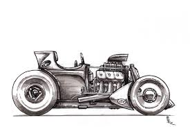 old cars drawings old style racer sketch by stevegolliotvillers on deviantart