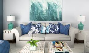 Beach Themed Living Room by Beach Decor 3 Online Interior Designer Rooms Decorilla