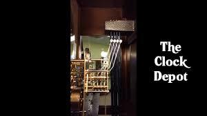 Howard Miller Chiming Mantel Clock Westminster Chimes For Howard Miller Grandfather Clocks Youtube